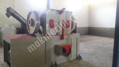 Satılık 120 Lik Plastik Kırma Makinası