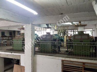Satılık 2. El 2.el Komple Un Fabrikasi Ekipmanlari Fiyatları Gaziantep 6 wals.ahsap elek.dik yikama.