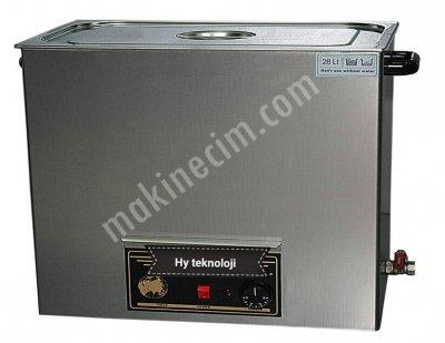 Ultrasonik Yıkama Makinası-28 Lt