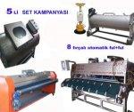 5 Li Set Otomatik Halı Yıkama Makinası
