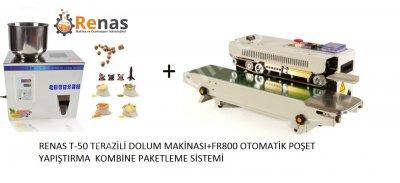 Entegre Sistem Paketleme Makinası