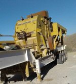 Used İmpact Crushing And Screening Plant