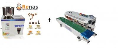 Satılık Sıfır Renas Yarı Otomatik Terazili Paketleme Makinası Fiyatları Konya paketleme makinası,paketleme makinaları,