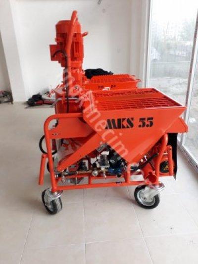 Mks 55  Alçı Sıva Makinesi