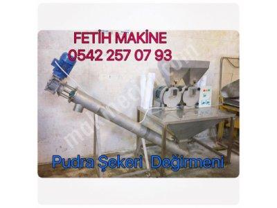 Satılık Sıfır Pudra Şekeri Değirmeni& Öğütücüsü Sıfır Fiyatları İstanbul öğütücü,pudraşekeri,pudraşekerimakinesi,pudraşekerideğirmeni,pudraşekeriöğütücüsü,kimyasal ürün öğütücüsü,kimyasal katkımaddesi değirmeni,makine,değirmen