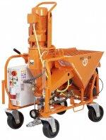 Pft G4 Alçı Sıva Ve Hazır Sıva Makinası