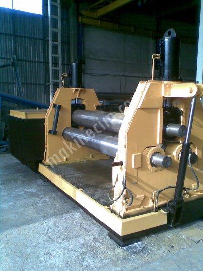 Hidrolik Silindir Makinası - Sac Bükme Makinası