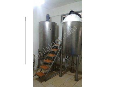 Satılık 2. El Sabun Ve Kozmetik Üretim Tesisi Fiyatları İzmir sabun,satılık,üretim,fabrika,devren,kiralık