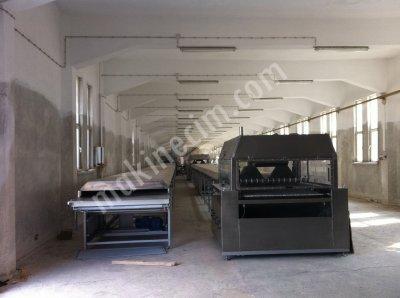 Satılık Sıfır Karamel Kaplama Hattı Fiyatları Konya karamel kaplama hattı