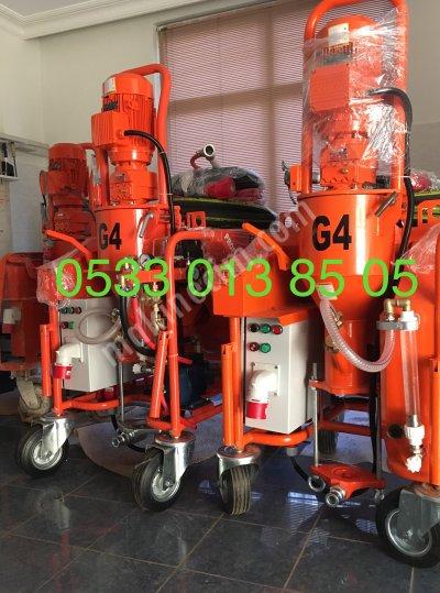 Satılık Alçı Sıva Makinası 14 Bin Tl