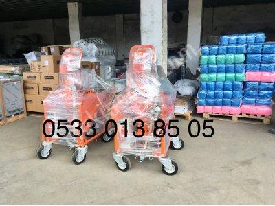 Satılık Alçı Sıva Makinası 19Bin Tl
