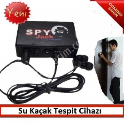 Su Kaçağı Tespiti Cihazı Spy Jack