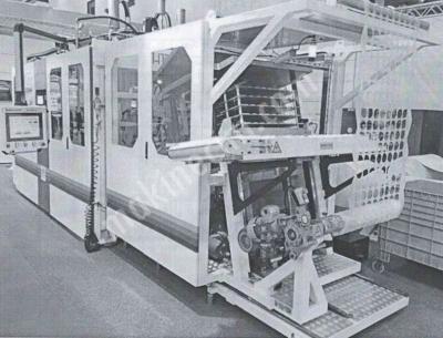 Satılık, Sıfır, Plastik Bardak Makinası (Termoform)