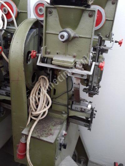 Satılık 2. El Otomatik Rivet Çakma Makinası Fiyatları İstanbul otomatik rivet çakma