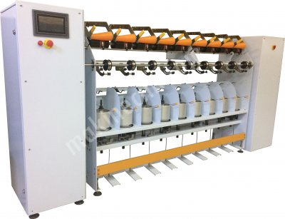 Satılık Sıfır İPLİK BÜKÜM MAKİNASI Fiyatları Denizli iplik büküm makinası,two-for-one,katlama büküm makiması