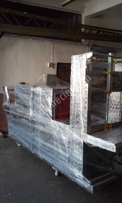 Manual Shrink Packing Machine