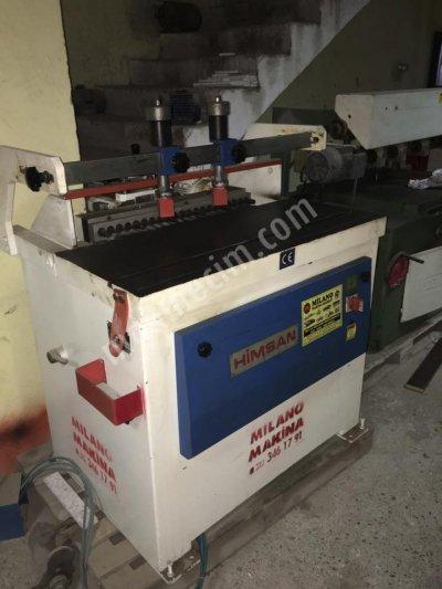 Satılık 2. El Himsan 21 Li Çoklu Delik Makinası Bakımlı Fiyatları Adana çoklu delik makinası,kafa delik,çoklu,delik,minifix,delik delme,çoklu delik makinaları