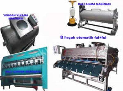Satılık Sıfır 5 Lİ EKONOMİK SET Otomatik Halı Yıkama Makinası Fiyatları Adana otomatik halı yıkama makinası,elde halı yıkama makinası,yorgan yıkama makinası,halı sıkma makinası,halı paketleme makinası,halı çırpma makinası