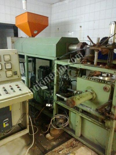 5 Lt Otomatik Tek Mengene Şişirme Makinası