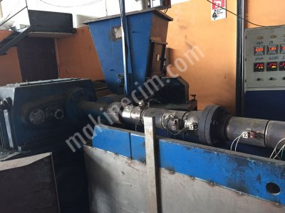 100 Lük Granül Makinası Saate 200 Kg Üretim