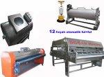 5 Li Set .otomatik Halı Yıkama Makinası Ve Diğer Makinalar