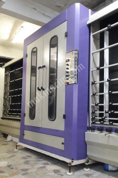 Satılık Sıfır Isıcam Yıkama Cam Yıkama Makinesi Makinası Makineleri Makinaları Fiyatları İstanbul Isıcam yıkama makina, cam yıkama makinası, ikinciel ısı cam yikama makine, ısıcam camişleme makineleri