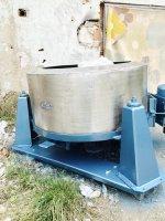 İkinci El Kazan Halı Kot,kompost,susam,plastik Sıkma Kazanı 125 Lik Temiz