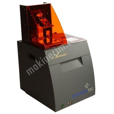 Satılık İkinci El Envısıontec Aureus 3 Boyutlu Modelleme Makinesi Fiyatları İstanbul 3 boyutlu modelleme makinesi,kalip makinasi,3boyutlu yazici