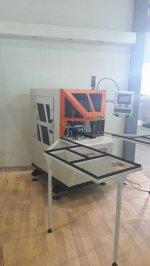 Cnc Köşe Temizleme Makinası