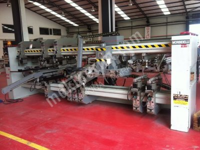 Satılık 2. El Morbidelli 11 Kafa Delik Makinası Fiyatları  DELİK MAKİNELERİ