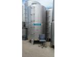 Paslanmaz Krom Ürün Depolama Tankı   Krom Tank Depo