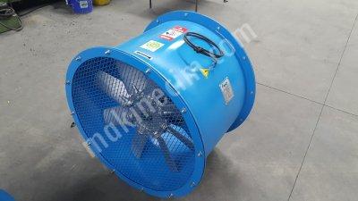 Aksiyal Fan, Basınçlandırma Fanı, 20.000 M3/h