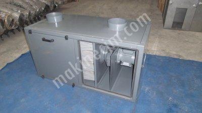 Satılık Sıfır Mutfak Duman Filtresi 1000 M3/h Fiyatları Konya Mutfak Duman Filtresi 1000 M3/h, duman filtre sistemi, restoranlar için filtre