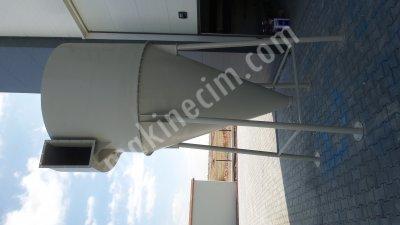 Satılık Sıfır Siklon Filtre 10.000 M3/h Fiyatları Konya siklon filtre
