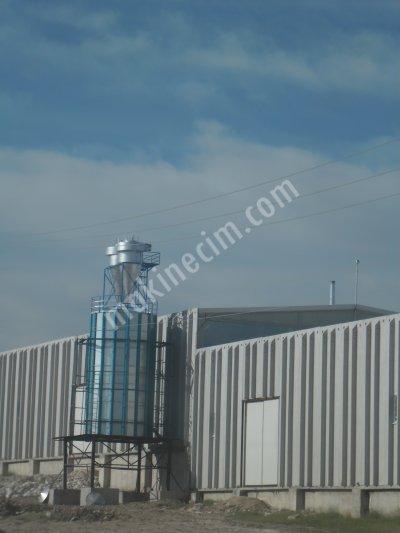 Satılık Sıfır Silo 300 M3 Fiyatları Konya ahşap silo, pelet silo, plastik granül silo