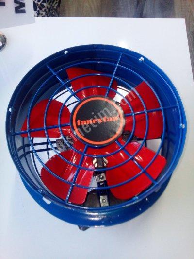 250'lik Aksiyal Fan