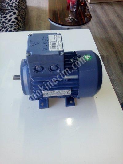 Satılık Sıfır 0.25 Kw 1500 Devir Abana Elektrik Motoru Fiyatları Konya Redüktör, motor, fan