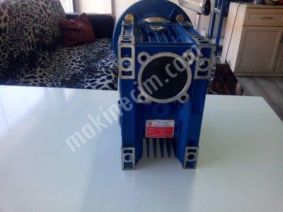 Satılık Sıfır Sonsuz Vidalı Redüktör Fiyatları  Sonsuz vidalı redüktör, motor, fan, redüktör