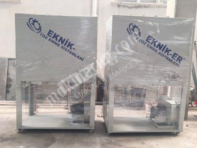 Satılık Sıfır Tekniker 3500m3 Toz Emme Makinesi Fiyatları Kayseri TOZ EMME