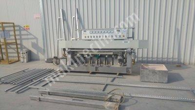 Satılık 2. El Deka - Dik Rodaj Makinesi Fiyatları Amasya rodaj,balık sırtı,cam,dik rodaj,deka,pencil edge