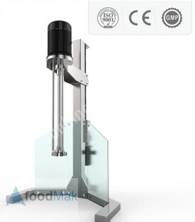 Emulsifying Mixer (homogenizer) 100-150 Kg For Sale New