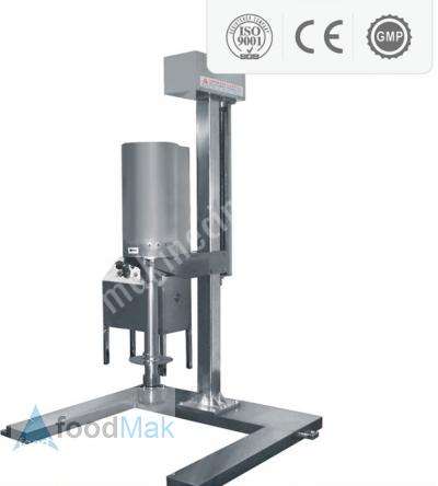 Satılık Sıfır Yüksek Devirli Homojenizator 4000-5000 Kg Fiyatları  endüstriyel boyutlu karıştırıcı, kapasiteli karıştırıcı, kimyasal karıştırıcı, homojenleştirici mikser, inline karıştırıcı, sıvı gübre üretimi, sıvı toz karışımı, sıvı yem katkısı, Homojenleştirici