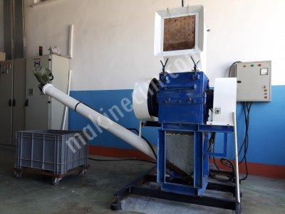 Satılık 2. El Plastik Kırma Makinası 40'lık Fiyatları Sinop kırma,plastikkırma,kırmamakinası,makina,40lıkkırma,40lıkmakina