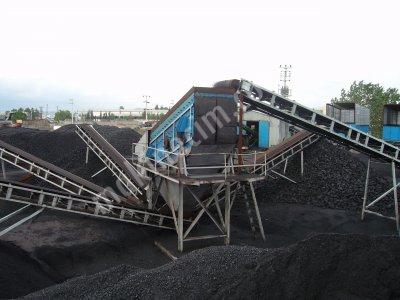 Kömür Eleme Ve Paketleme Makinaları ( Kömür Eleme Ve Paketleme Tesisi)