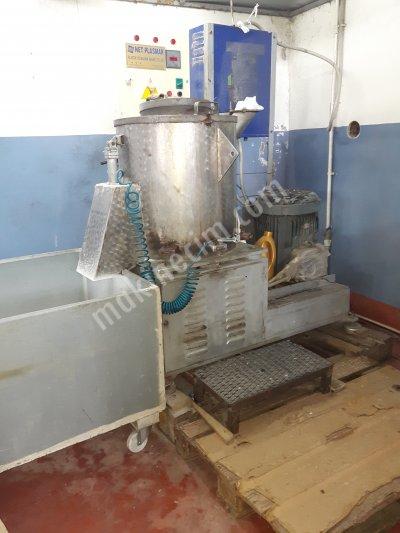 Satılık 2. El Net Plasmak 60'lık Agromel Fiyatları Sinop makine,agromel,60lıkagromel,paslanmazagromel,plastikmakina,poşetmakina,plastikagromel