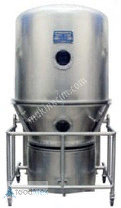 Yüksek Verimli Akışkan Yataklı Kurutucu (60Kg -500 Kg Arası Modeller)