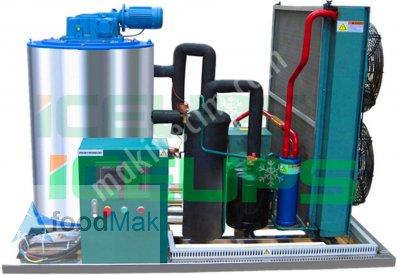 Satılık Sıfır Yaprak Buz Makinası 2,5 Ton / Gün Fiyatları İstanbul Yaprak buz makinesi, buz tüketimi, yaprak buz üretiminde elektrik tüketimi, yaprak buz üretim maliyeti, yaprak buz kullanımı, 2.el yaprak buz makinesi, et ürünleri için yaprak buz, et ürünleri ekipman