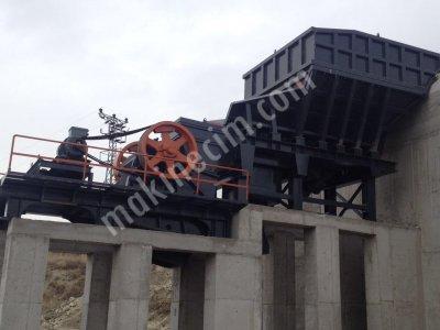 200-250Tph Crushing And Screening Plant
