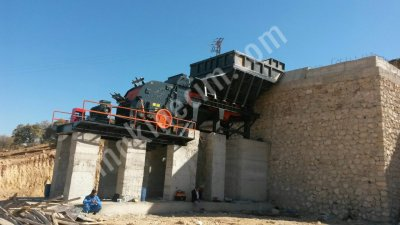 250-350Tph Crushing And Screening Plant