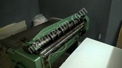 Kolbus Pk Mukavva Dilme Makinası